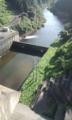 [遊佐][月光川ダム]下流側