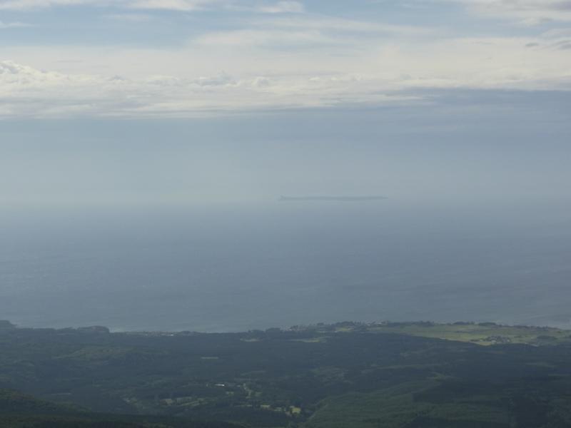 鉾立から飛島