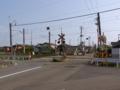 [酒田][鉄]羽越本線・浜田踏切