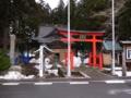 [遊佐][神社]杉沢熊野神社