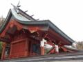 [遊佐][神社]鳥海山大物忌神社 吹浦口之宮 本殿