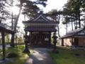 [鶴岡][神社]鶴岡護国神社