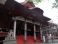 [羽黒山][鶴岡・羽黒][神社]三神合祭殿