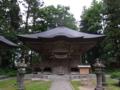 [羽黒山][鶴岡・羽黒][神社]蜂子神社