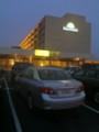 インディアナポリスのホテル / A Hotel at Indianapolis, IN