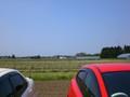 農場とデミオ