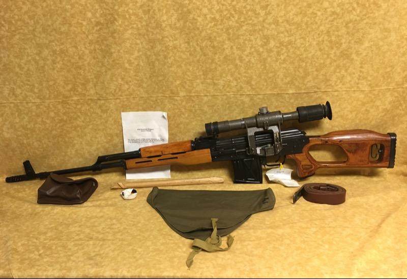 PSL狙撃銃