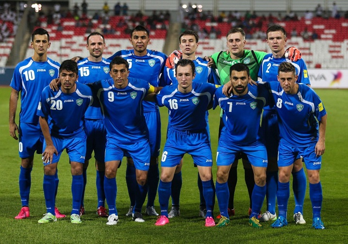 ウズベキスタン代表