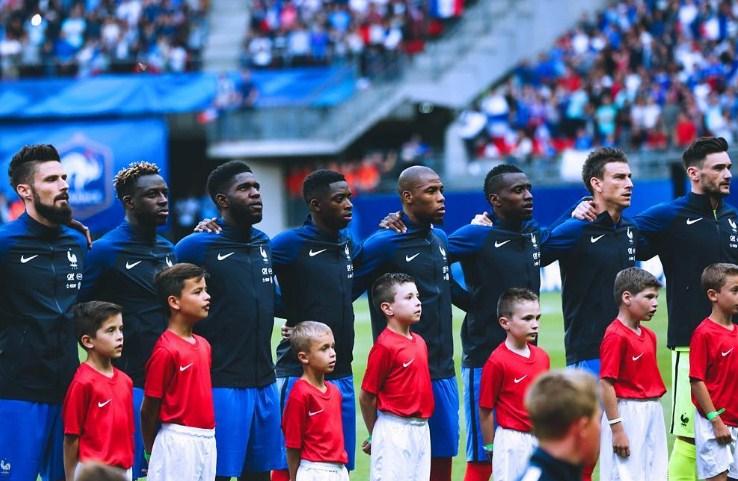 サッカーフランス代表