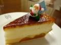 [ケーキ]ラ・マーレ・ド・チャヤ 林檎のシブースト