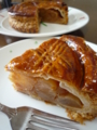 [ケーキ]ツマガリ 紅玉パイ