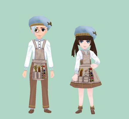 仕立屋の服・アイス