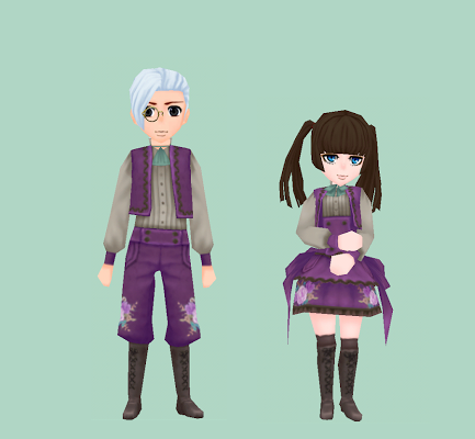 オータムナイト・紫