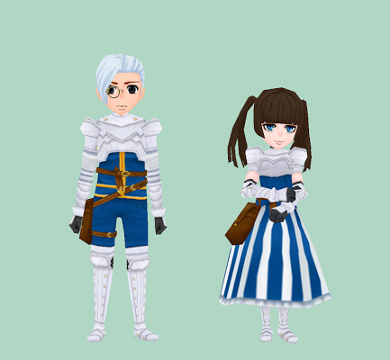 軽装白革鎧