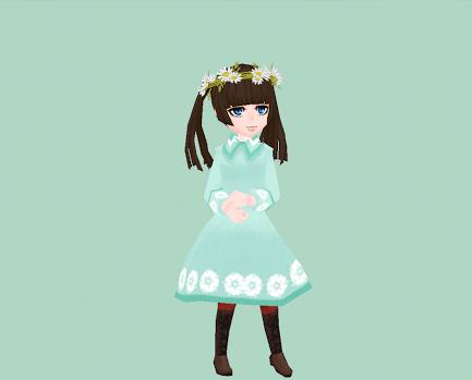 花冠・カモミール