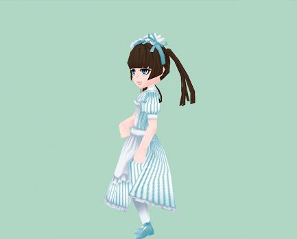 アイス・ヘッドドレス