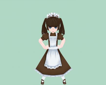 ショコラ・ヘッドドレス