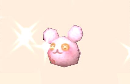 大きないむぐるみ・ピンク(★2)