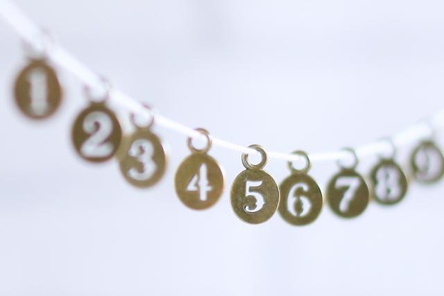 魔法の数字
