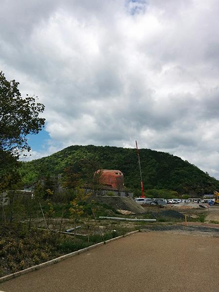 銅屋根 ラ・コリーナ近江八幡