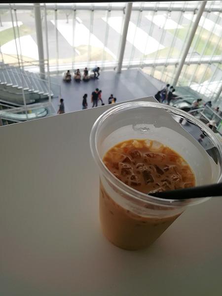 日本科学未来館 カフェ