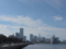 山下公園から横浜方面