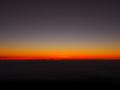 マウナ・ケア山頂より 朝日待ち