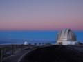 マウナ・ケア山頂より 地球の影