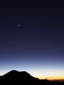 マウナ・ケアより星を見る