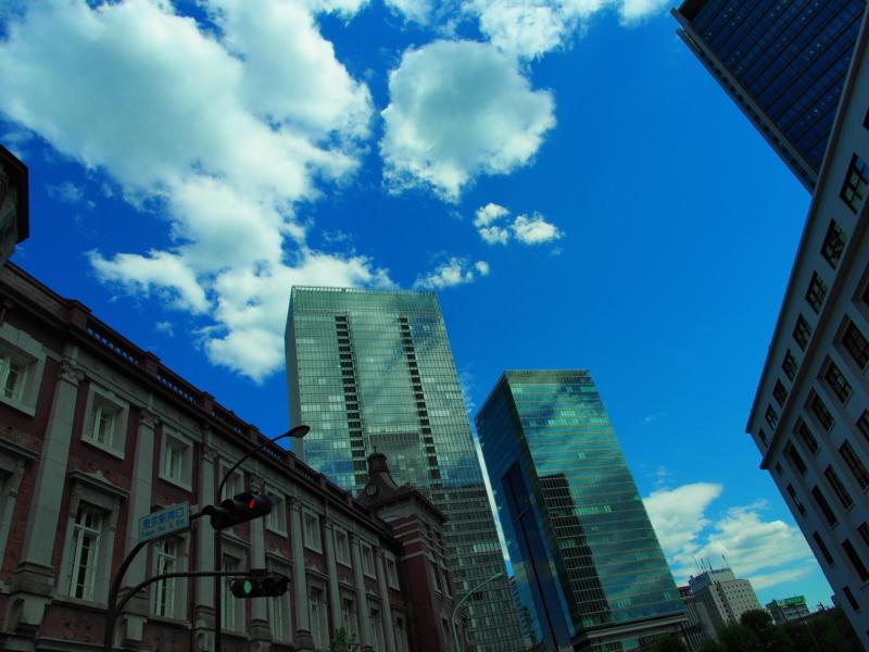 東京駅・南口または八重洲南口