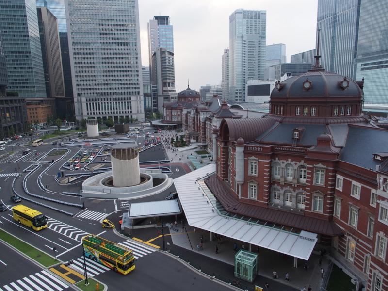 東京駅 20130907