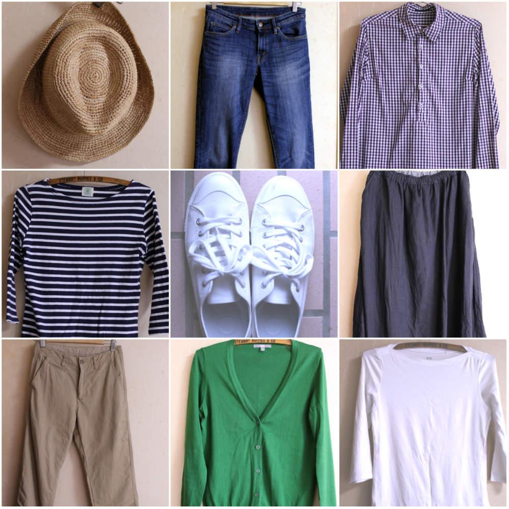 洋服の整理と断捨離