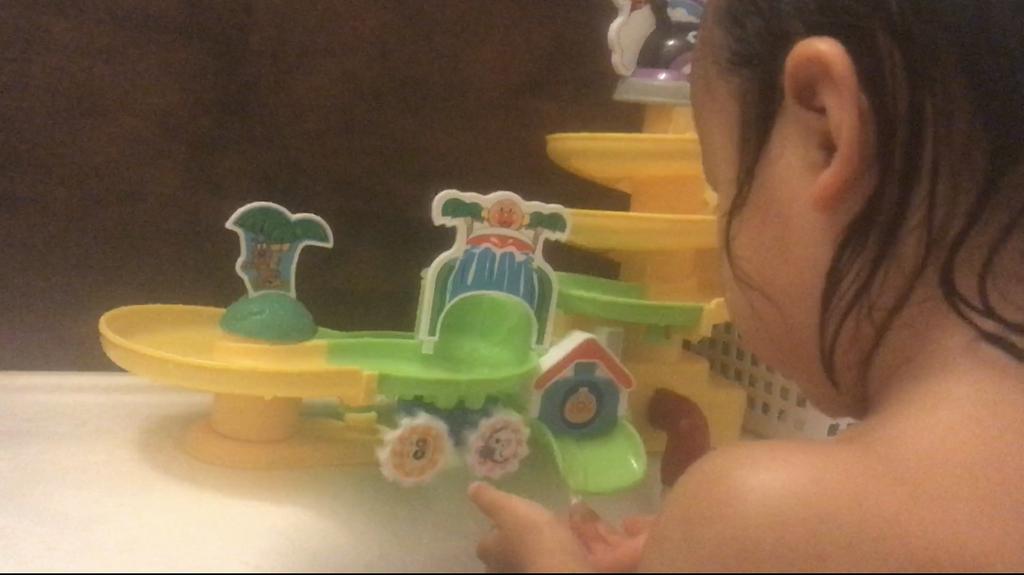 アンパンマン NEWスプラッシュお風呂スライダー