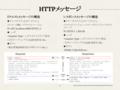HTTPメッセージ