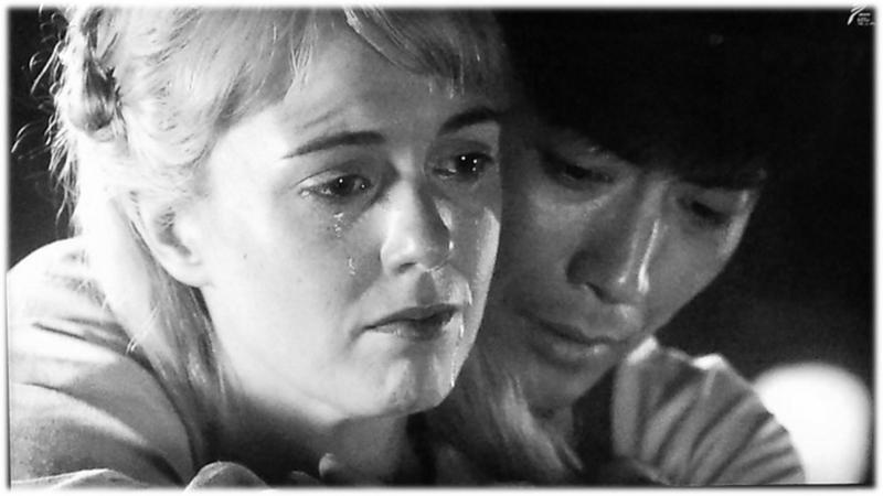 「エリー、、、、ごめん、、、ごめんのう、、、 ありがとう、、、ありがとう、エリー」 マッサン 玉山鉄二 シャーロット・ケイト・フォックス