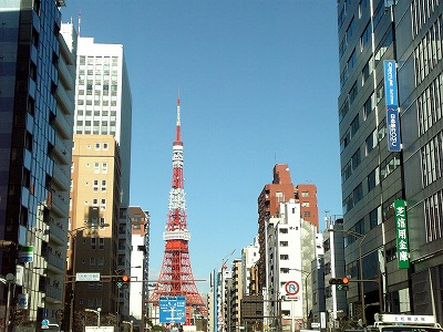 [tokyo][mita][Tokyo Tower][東京][三田][東京タワー]