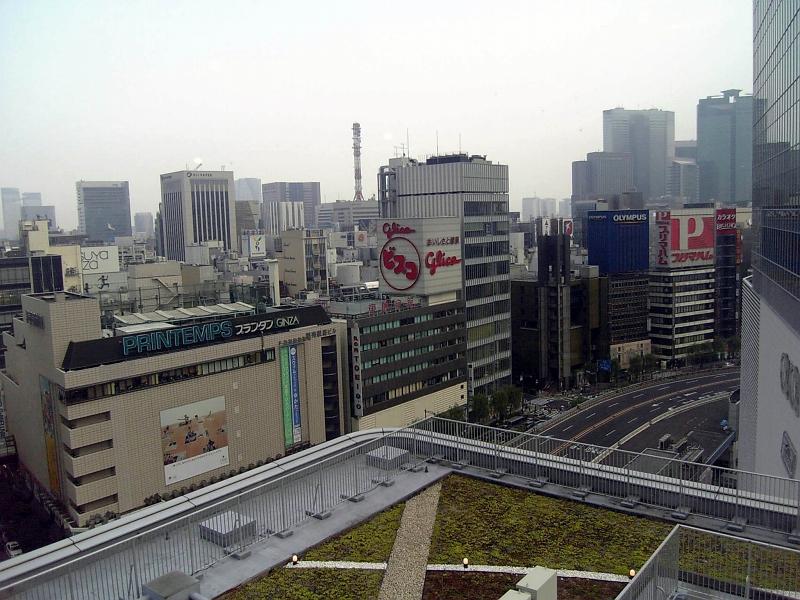 東京交通会館 銀座スカイラウンジ