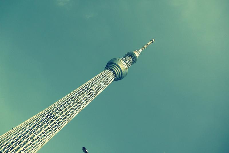 Tokyo Skytree (東京スカイツリー)
