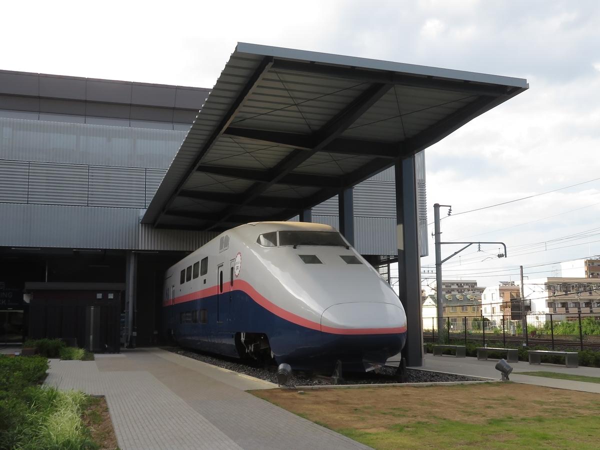 鉄道 館 リニア
