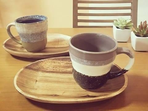 コーヒー茶碗