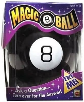 占いの8ボール
