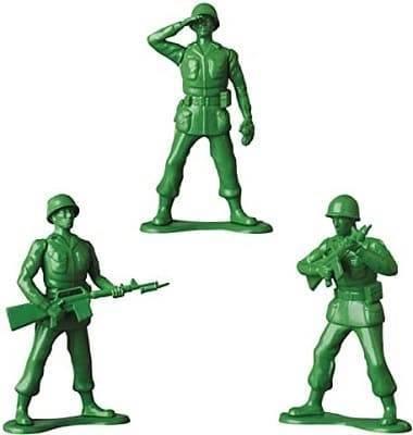 緑の兵隊たち