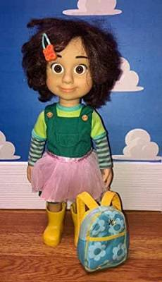 トイストーリー3の幼稚園の女の子