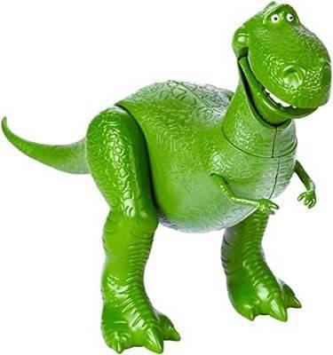 トイストーリーの恐竜の名前