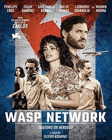 Netflix『WASPネットワーク』感想!オリヴィア・アサイヤス監督の新境地