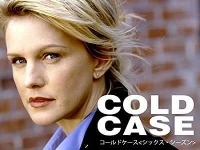 DVD『コールドケース』リリー