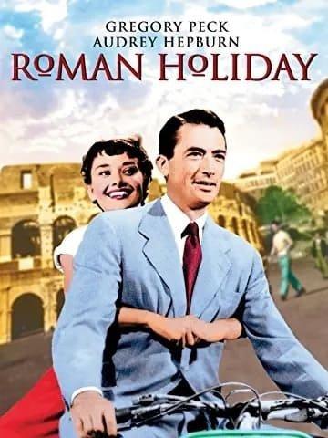 『ローマの休日』テレビ放送!伝えたいことは?日本語吹き替え版のDVDはある?roman holiday、慣用句
