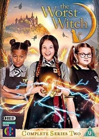 NHKで再放送!『ミルドレッドの魔女学校』シーズン2はいつから?エスメラルダは登場する?アマゾン、DVD
