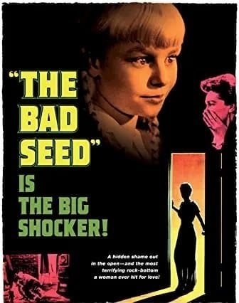 映画『悪い種子』あらすじ【トラウマ級サスペンス!我が子はサイコパス?】吹き替え、動画配信