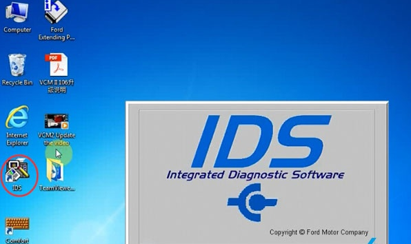 20180207164754 Ford IDS VCM2 Ford Diagnostic Software Installation Guide